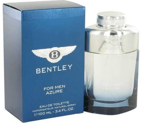 Perfume Bentley Azure Edt 100ml Masculino