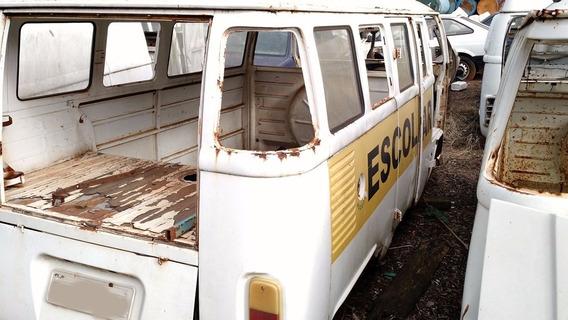 Vw Volkswagen Perua Kombi Sucata 1991 Nao Vendemos Pecas