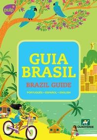 Livro Guia Brasil Roteiros De Viagens + Brinde