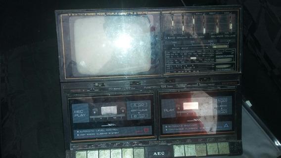Peça De Tv Som Antiga
