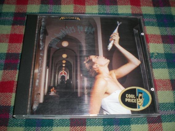 Helloween / Pink Bubbles Go Ape - Holland 1ra Ed. C37