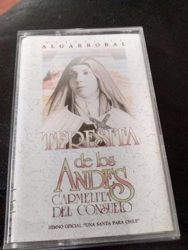Cassette De Los Huasos De Algarrobal  Teresita De Los (269