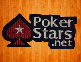 Patch Poker Stars Bordado Termo 11x5,5 (frete Grátis)