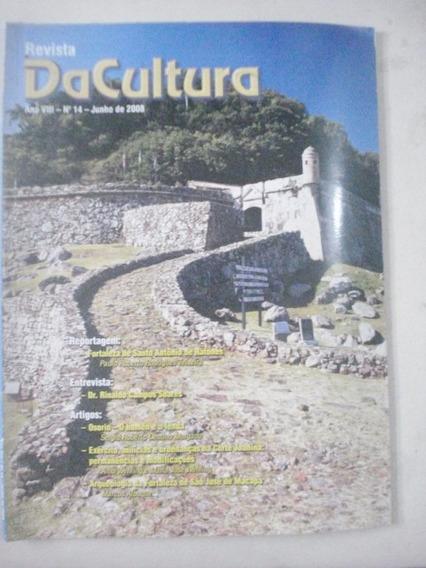 Revista Da Cultura Santa Catarina Funceb Frete 8