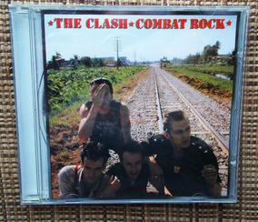 Cd The Clash - Combat Rock