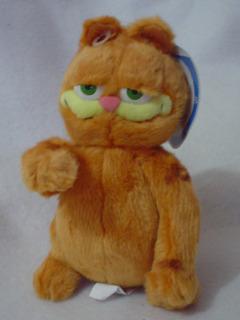 Garfield De 20 Cms De La Pelicula Original Y Nuevo !!!