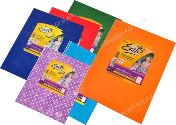 Cuaderno Exito Tapa Dura Nº 3 50 E3 Tipo Abc Universo Color