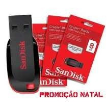 Kit 5 Pendrive 8 Gb