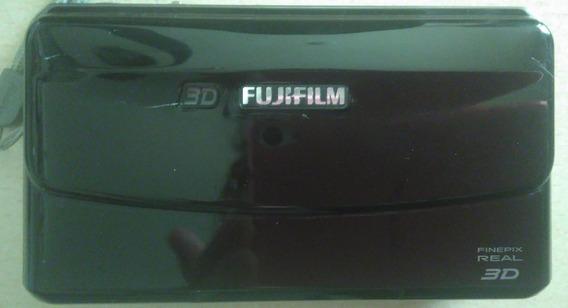 Camara Digital 3d Fujifilm Finepix Imperdible!!!