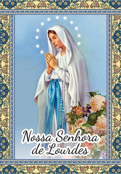 Milheiro Nossa Senhora De Lourdes - 7x10 - Frete Grátis