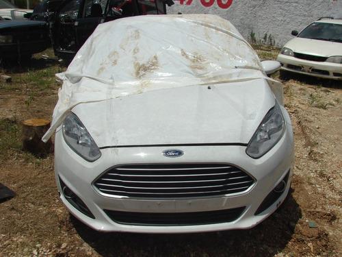 Ford New Fiesta 1.6 16v Sucata Para Retirada De Peças