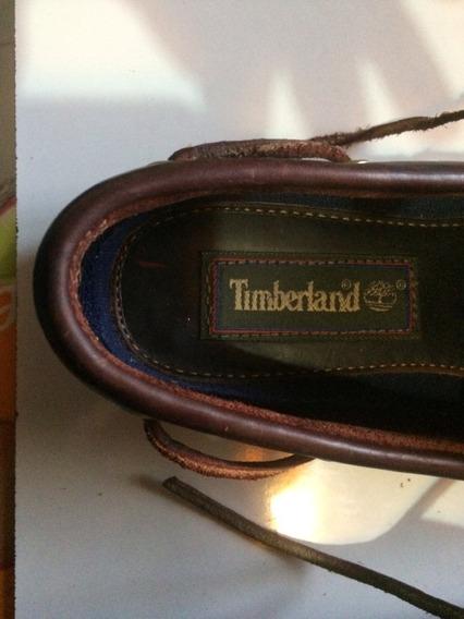 Timberland De Cuero 6 Y Medio