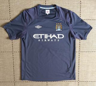 Camisa Original Manchester City 2010/2011 Treino