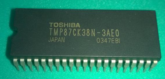 Tmp 87ck38n 3aeo Micro Toshiba Original