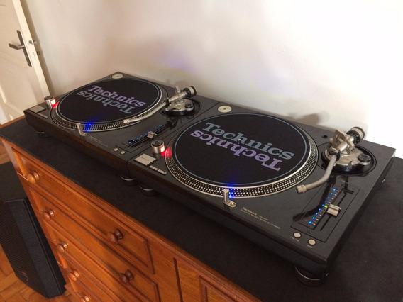 Par De Toca-discos Technics Sl 1210 M5g