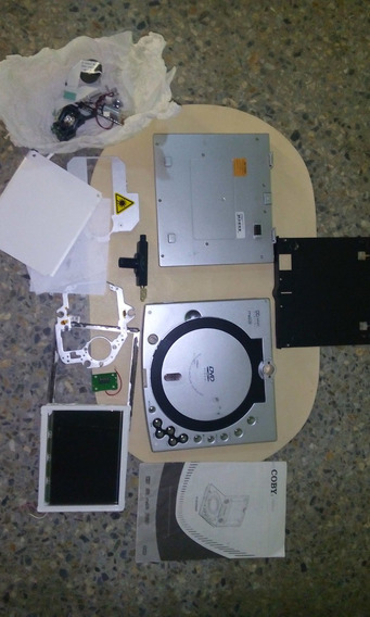 Se Vende Dvd Portatil Coby Tf-dvd5000 Para Repuesto