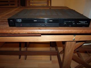 Amplificador De Potencia Carver Tfm-6cb Excelente C/ Volumen