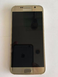 Smartphone Samsung Galaxy S6 Semi Novo G925i Dourado 32gb