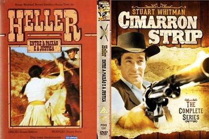 Cimarron Strip 15 Dvds Digitais+5 Não Digitais-dub E Leg