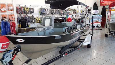 Barco Levefort Marujo 550 Tf Motor Mercury 50 Hp 3cil. 0km