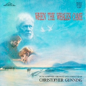 Christopher Gunning When The Whales Came - Bso Cd Musica