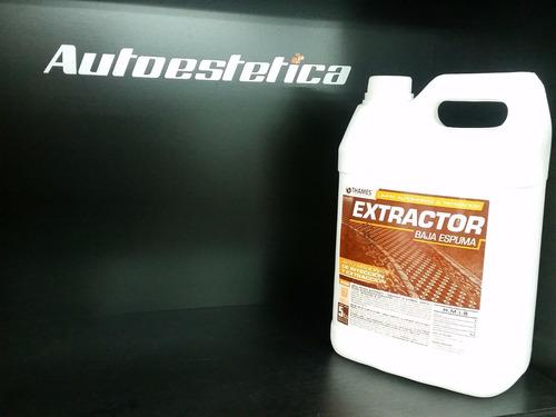 Limpia Tapizado Para Maquina Inyec Extrac Autoestetica