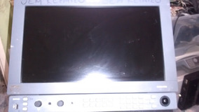 Monitor Barco Lcd Rhdm-1701 Com Defeito (879a)