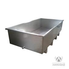 Tanque Tina Para Queso De 1500 Litros De Acero Inoxidable