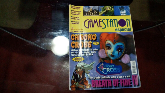 Revista Gamestation Especial Nº6 - Chrono Cross