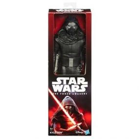 Boneco Kylo Ren 30 Cm - Star Wars - Episódio Vii - Hasbro
