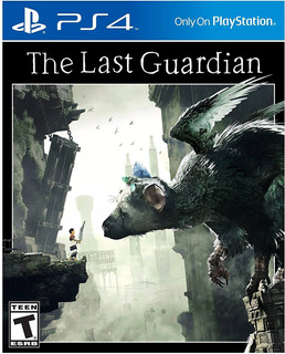 The Last Guardian - Playstation 4 (físico)