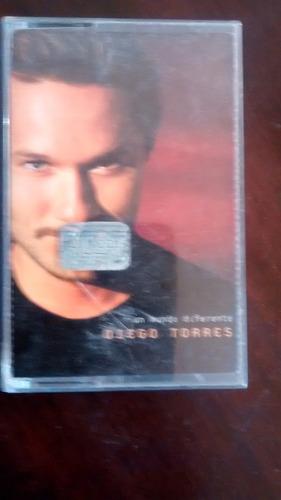 Cassette De Diego Torres - Un Mundo Diferente (359