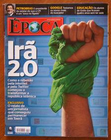 Revista Época 22 Junho 2009 Irã Transformers