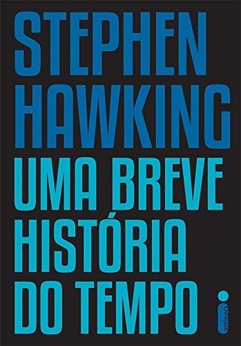 Uma Breve História Do Tempo - Stephen Hawking - Impresso