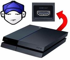 Reparacion Cambio Hdmi Playstation 4 Ps4 - Luz Blanca Azul
