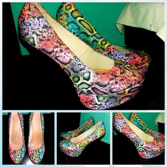 Sapato Salto 15