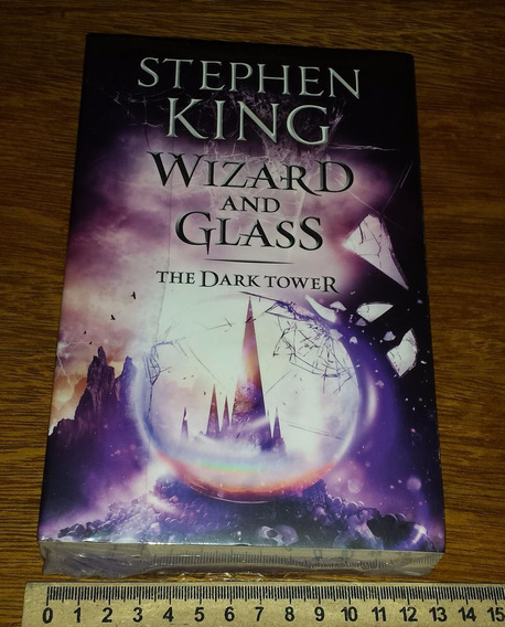 Wizard And Glass - The Dark Tower - Stephen King Livro Novo
