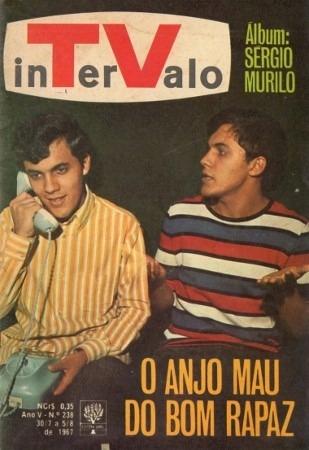 Intervalo 1967 David Cardoso Ranchinho Waldirene Golias