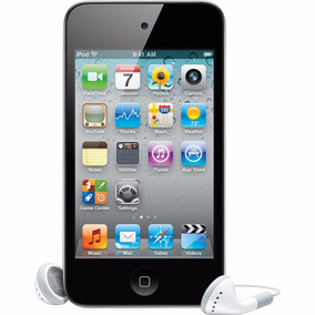 iPod Touch, 8gb, Apple, Preto, 4 Geração, Lacrado, Vitrine
