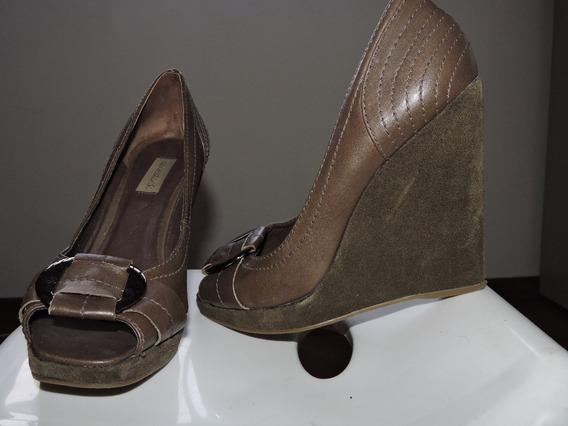 Sapato Menta Pimenta Verde Oliva 36