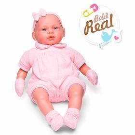 Boneca Bebe Real Com Certidão De Nascimento Original Roma