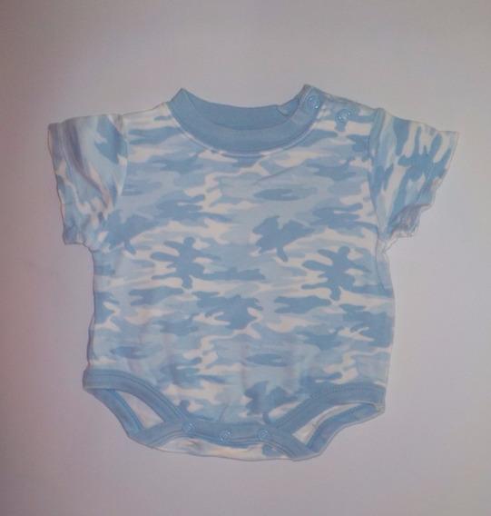 Geagodelia Conjunto de ropa para beb/é 3 piezas dise/ño de camuflaje y sombrero