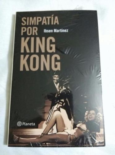 Libro Salsa Simpatia Por King Kong Ibsen Martinez