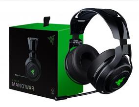 Headset Razer Mano War Man O