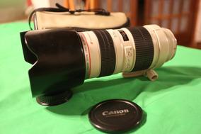 Lente Canon 70-200
