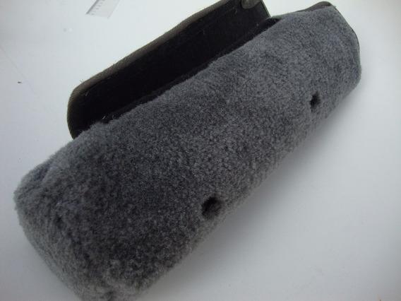 Capa Extintor Carpete Cinza Médio Original Vw