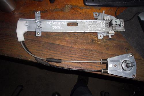 Vendo Regulador De Ventana Trasero Derecho De Mazda 323 F