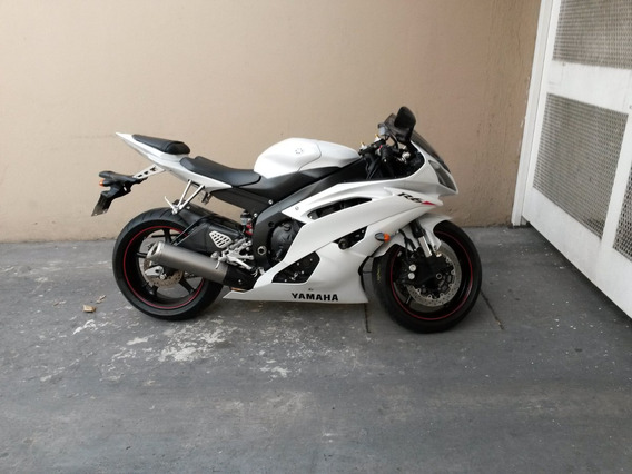 Yamaha R6 2011 - 9000 Km En Excelente Estado No Cbr Gsx Zxr