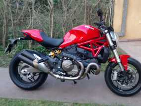 Ducati Monster 821 2016 Super Cuidada!