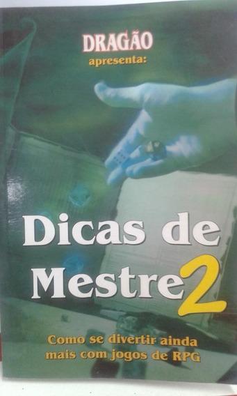 Livro De Rpg Dicas De Mestre 2